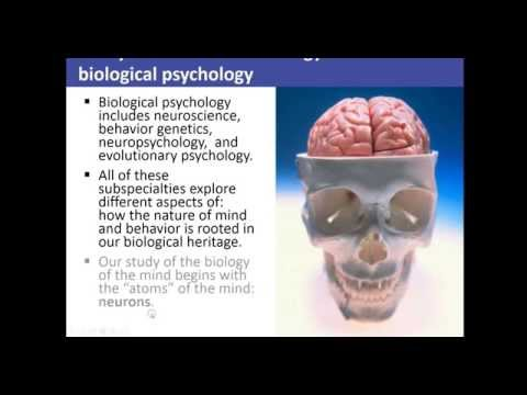 Biology of the Mind