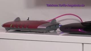 Einrichtung AVM FritzBox 7490 am Telekom IP-Anschluss