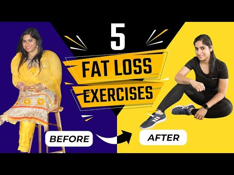 5 Best Workouts for Fat Loss | by GunjanShouts