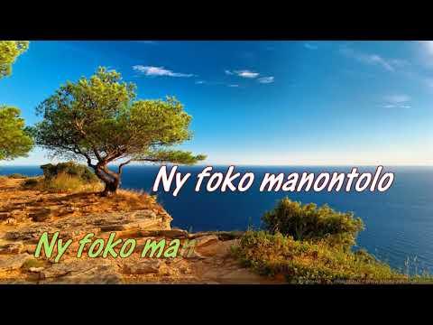 Za mbola tsy miova - DIDY ALFA - Karaoke