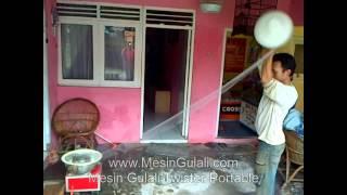 Mesin Gulali Twister Portable 3