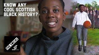 Learning About Black Scottish History!