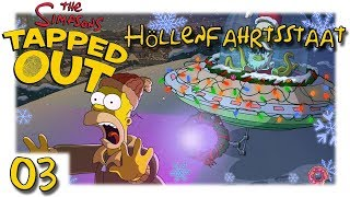 Simpsons - Springfield - Tapped out -  Höllenfahrtsstaat 03 [Let's Play HD Deutsch]