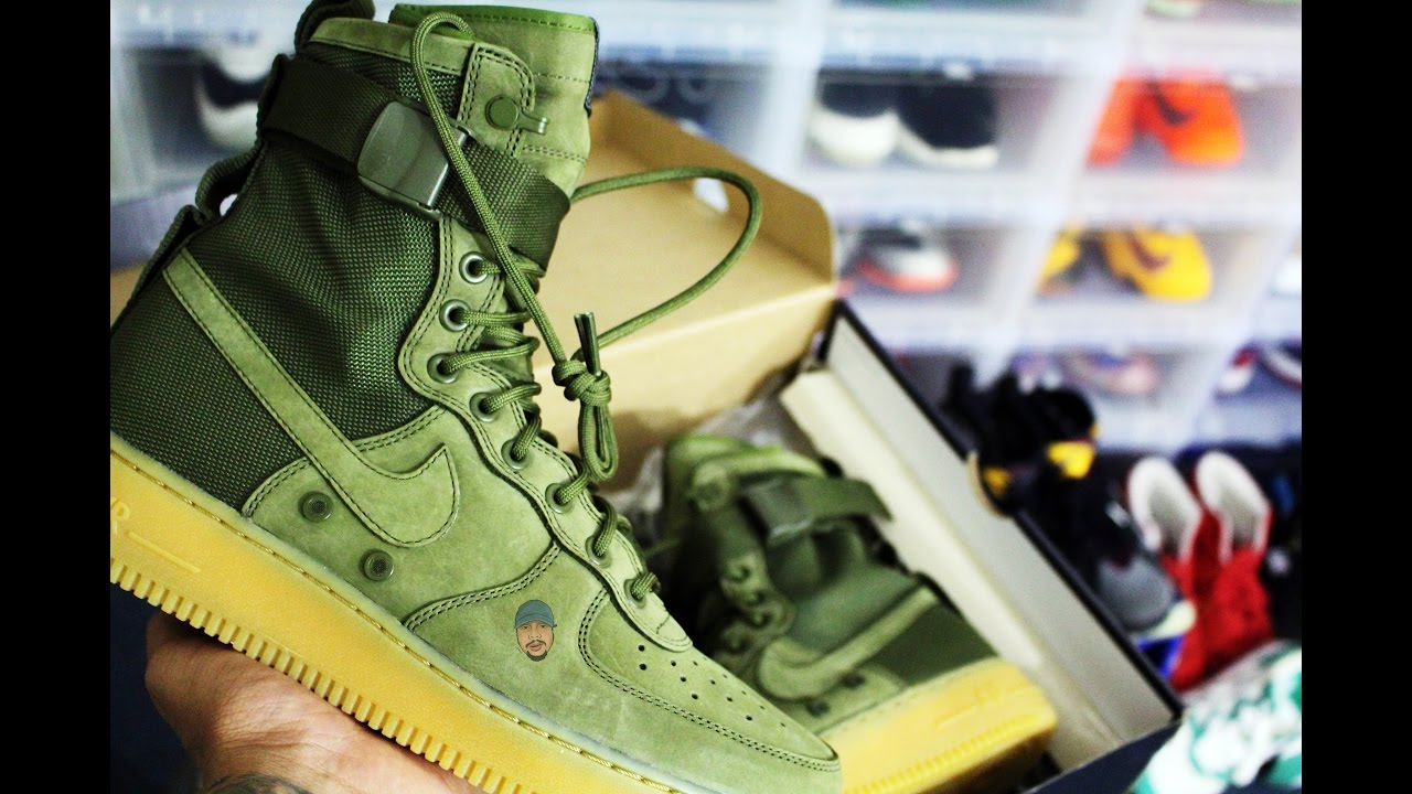 Special Field Air Force 1 \