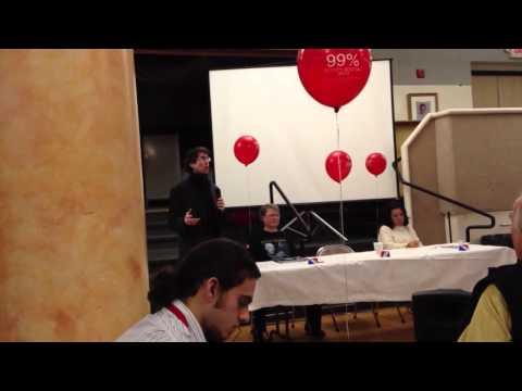 John Bonifaz addresses Occupy Boston on Citizen
