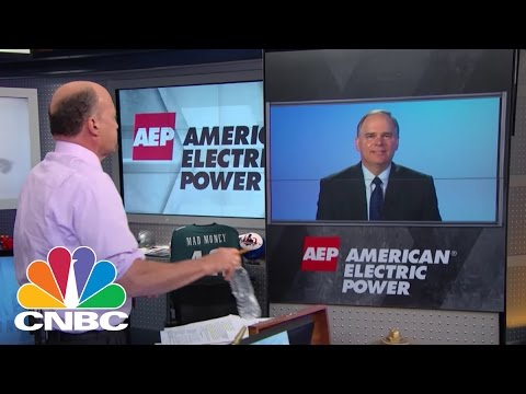 American Electric Power CEO: Powerful Profits | Mad Money | CNBC