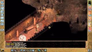 Let's Play Baldur's Gate 2 - 202 - The Windspear People's Front Crack Suicide Squad