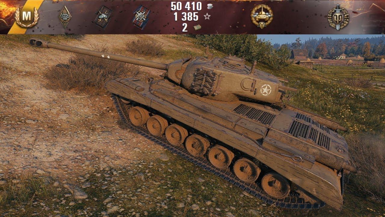T32 5K |World of Tanks gameplay