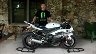 How to Yamaha R6: Graves Motorsports Fender Eliminator Installation