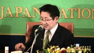 2011年イグ・ノーベル化学賞 受賞者 会見 2011.10.26