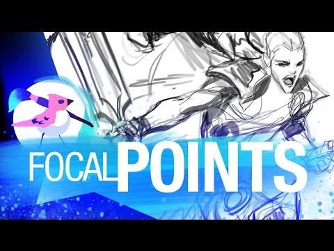 QUICKTIP - Focal points and composition