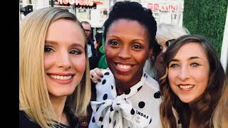 PANDAS  HOLLYWOOD WORLD PREMIERE W/ KRISTEN BELL
