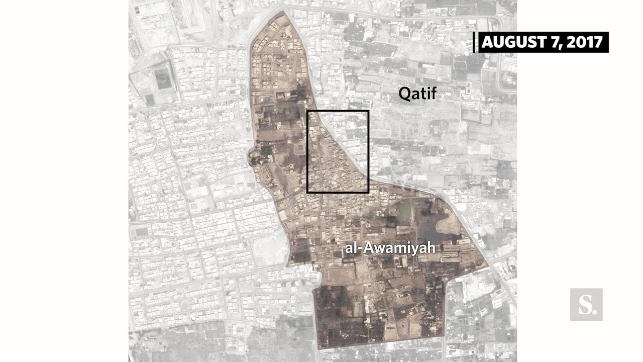 A Closer Look at Saudi Operations in Qatif