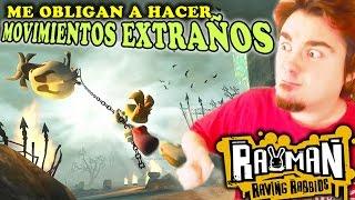 EXPERTO EN MASTURBACIÓN (RAYMAN RAVING RABBIDS) - DeiGamer