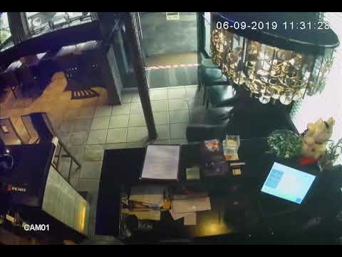 Video: Man Charged With Stealing Two Tip Jars In Suffolk