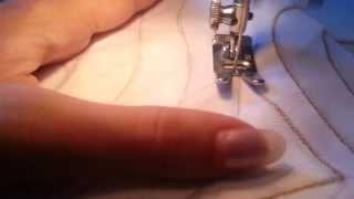 Guia tutorial – Como bordar com uma máquina simples