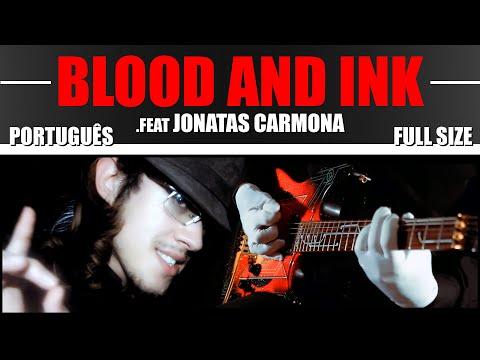 "Bendy and the Ink Machine - ""BLOOD AND INK""   PORTUGUESE   Guitarrista de Atena ft. Jonatas Carmona"