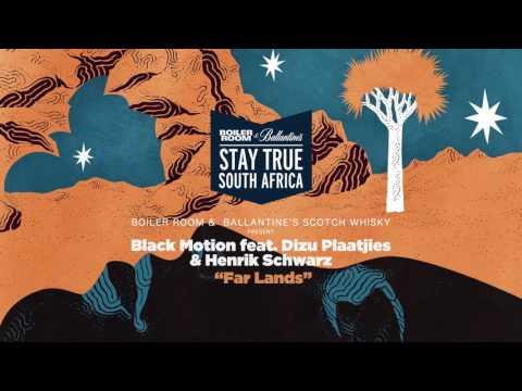 "Boiler Room & Ballantine's present: Black Motion ft. Dizu Plaatjies & Henrik Schwarz - ""Far Lands"""