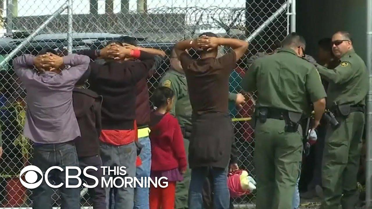 Trump threatens to close southern border next week