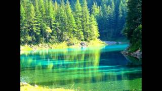 видео Зеленое озеро