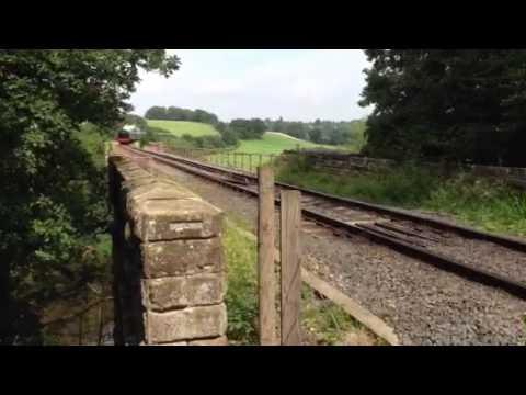 1501 Victoria Bridge Severn Valley Railway