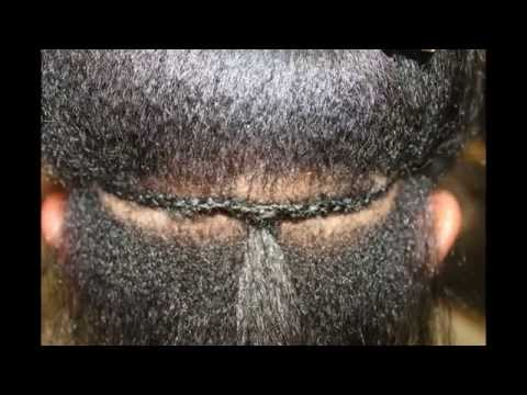 Sew In Individual Row Extensions With Braid
