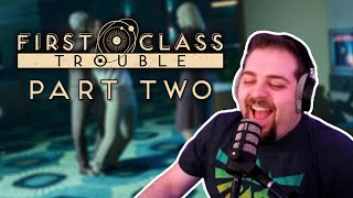 homepage tile video photo for I Can't Stop Wheezing! | First Class Trouble