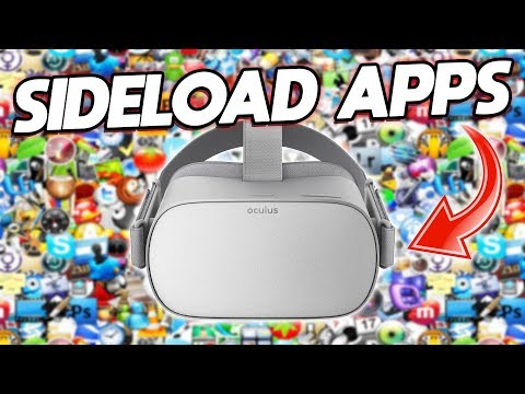 How To Sideload Applications On Oculus Go Step By Step Guide For Windows & Mac