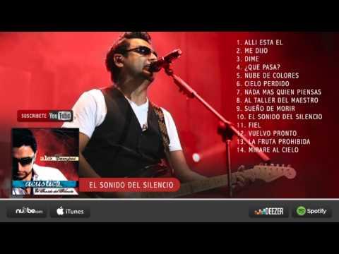El Sonido del Silencio - Alex Campos