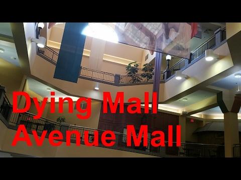 Dead Mall: DEAD Appleton WI Avenue Mall