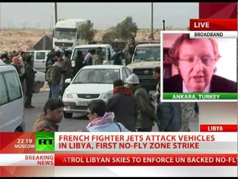 Libya Assault: