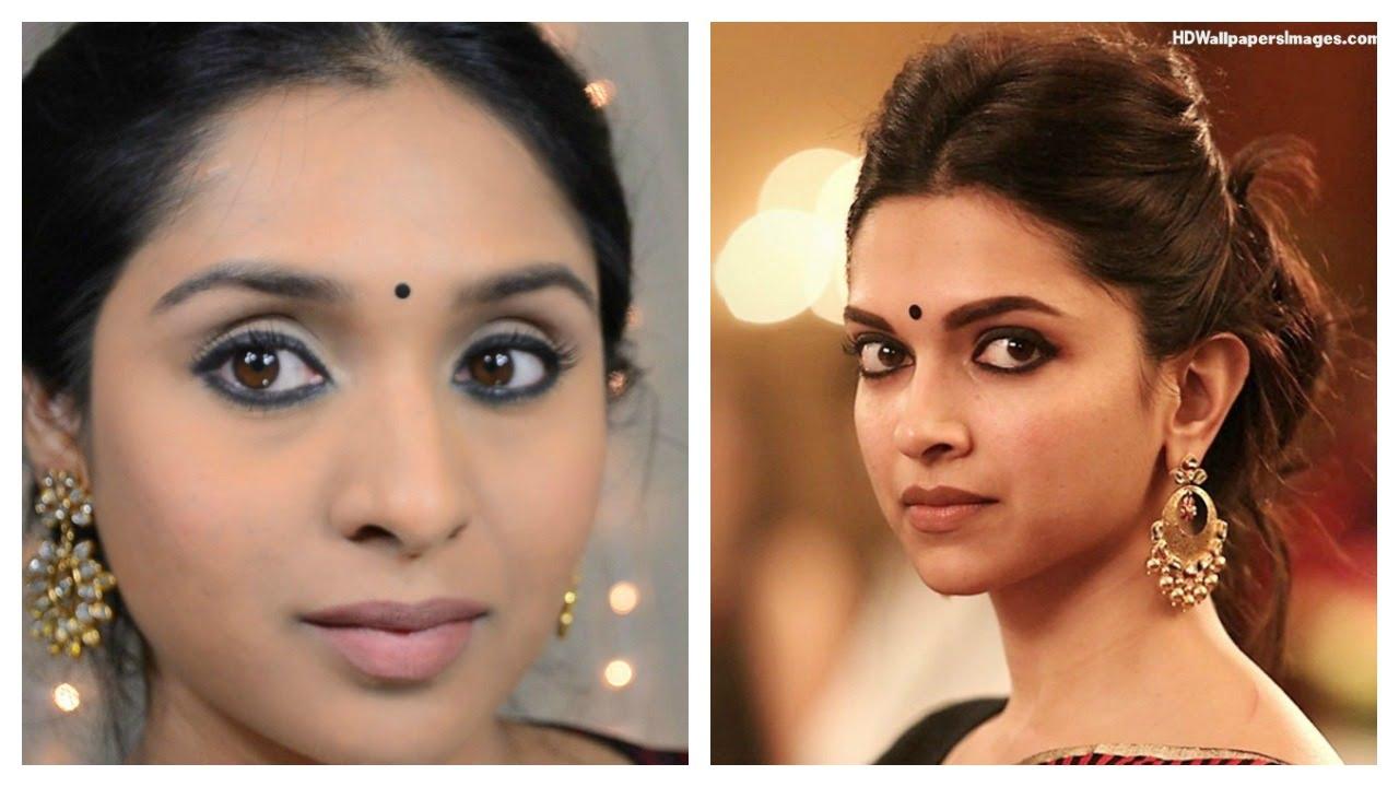 deepika padukone without makeup in piku saubhaya makeup