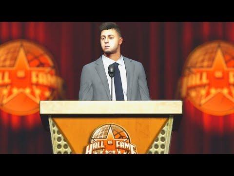 NBA 2k17 My Career - Retiring My Player Ep.47 (Final Episode)