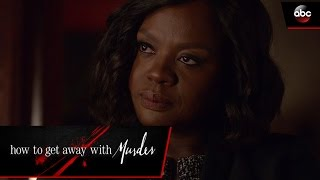 Keating 5 Confront Annalise - How To Get Away With Murder