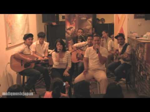 Maliq & D'Essentials - Penasaran @ Fans Meet Idol [HD]