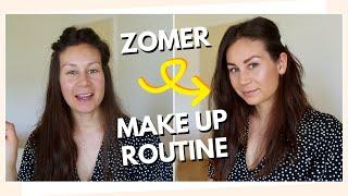 ZOMER MAKE UP ROUTINE | Larissa Verbon