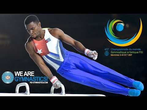 Individual Apparatus Finals - Day 2 - 2017 Artistic Gymnastics Worlds