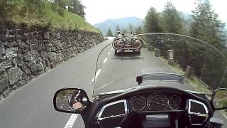 Bikertour mit der Goldwing