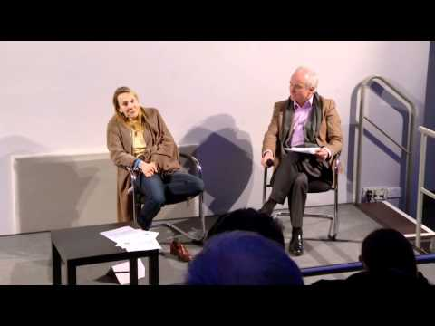 ESTHER DYSON at SCIENCE GALLERY