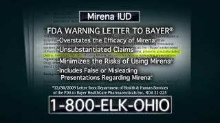 Mirena IUD Users Having Medical Problems