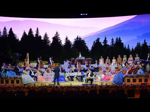 ANDRE RIEU TALES FROM THE VIENNA WOODS