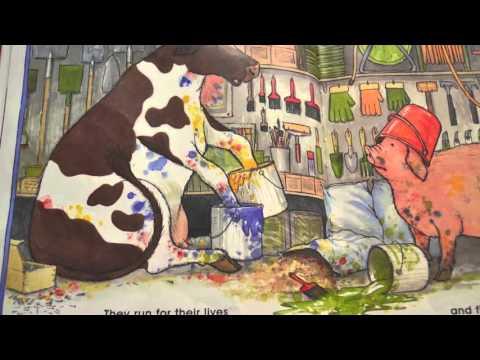 Mrs Wishy Washy S Farm Youtube