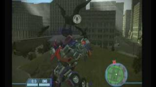 Transformers The Game PS2 - Autobots - The Ultimate Doom