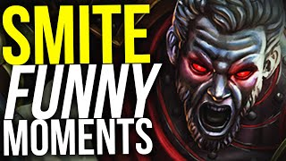 CRITCULES AND THE RULES OF SMITE! (Smite Funny Moments)