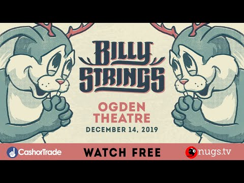 Billy Strings: Live From The Ogden Theatre In Denver On 12/14/19