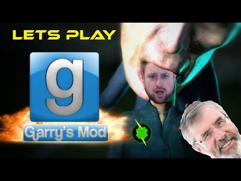 72 Hours in GMod - The Prison of Gerry Adams