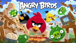 Angry Birds in Toy Game Life