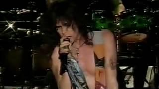 Este Video Fue Tomado Durante La Visita De Aerosmith A Santiago De ...