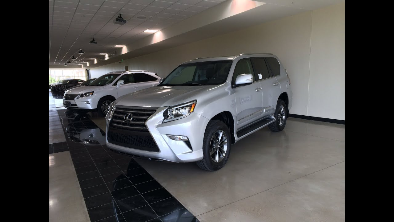 2014 Lexus GX460 4WD SportDesign Package (Start Up, In ...