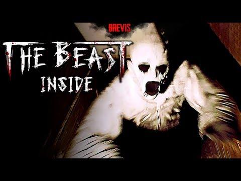Жуткая крипота! ► The Beast Indide Demo ► Страшно, очень страшно!
